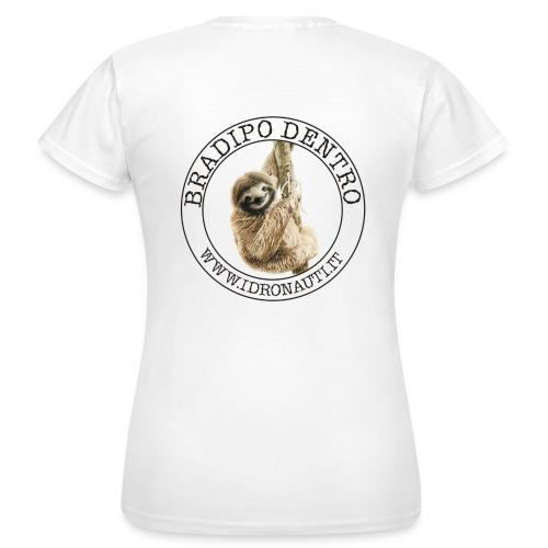 Bradipo - Maglietta da donna