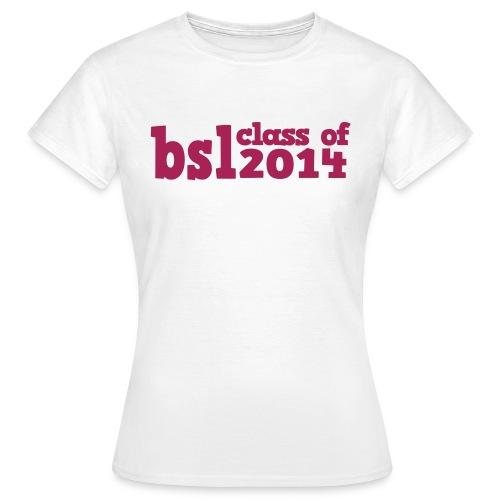 bslclassof2014 - Women's T-Shirt