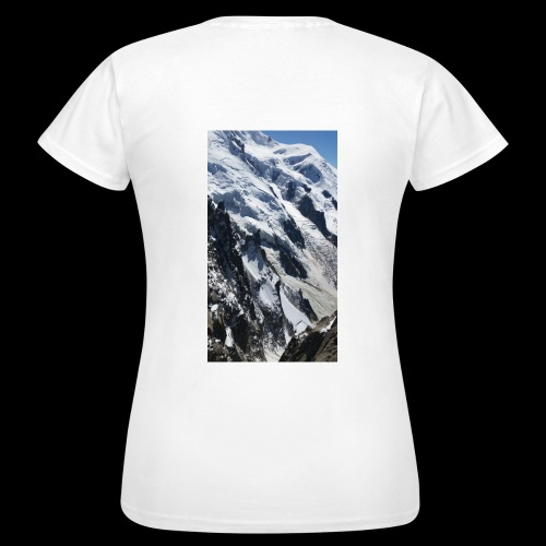 Mountain design - Women's T-Shirt