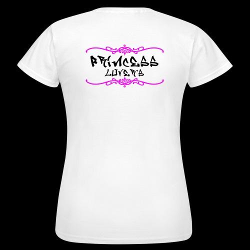 princesse lover's - T-shirt Femme