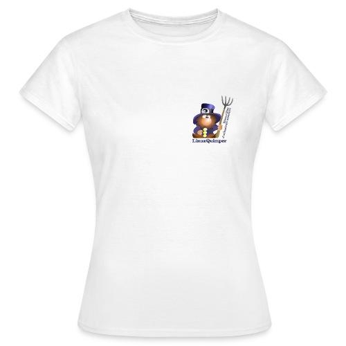Réedition 2013 Linuxquimper2009 - T-shirt Femme