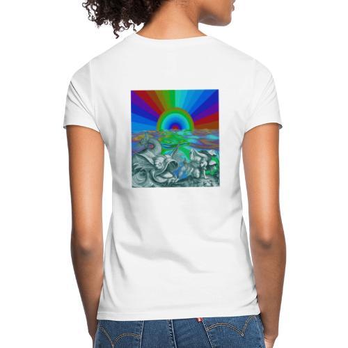 c21x - Camiseta mujer