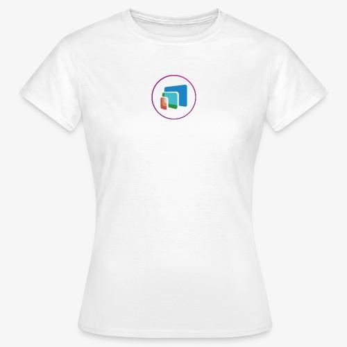 LOGO-MobyScreen+Rond-4000 - T-shirt Femme