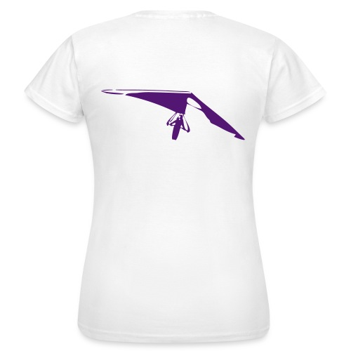 Hangliding - Frauen T-Shirt