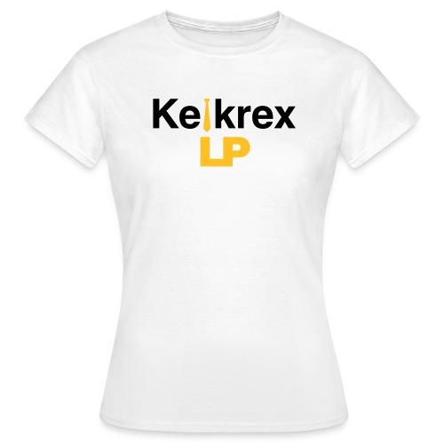 KelkrexLP schwarz - Frauen T-Shirt