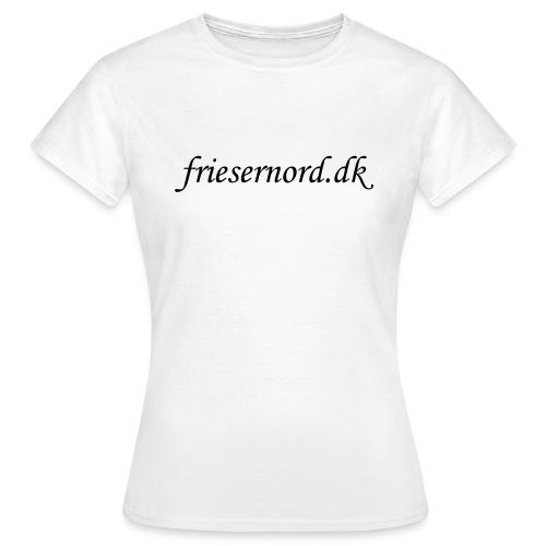 friesernord dk - Dame-T-shirt