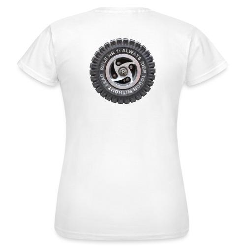 toughwheels - Vrouwen T-shirt