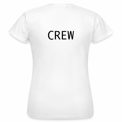 Crew Shirt - Frauen T-Shirt