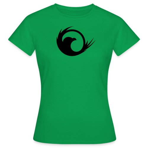 VG Eagle Black Vector - Women's T-Shirt