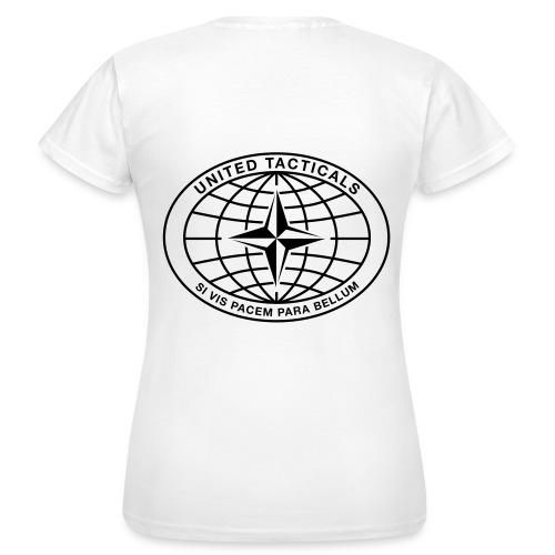 Logo United Tacticals - Frauen T-Shirt