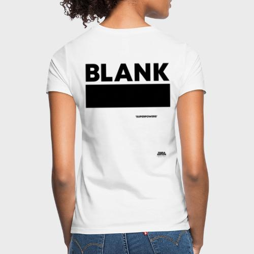 Zebra Nation (Blank Superpowers) 2019 Collection - Women's T-Shirt