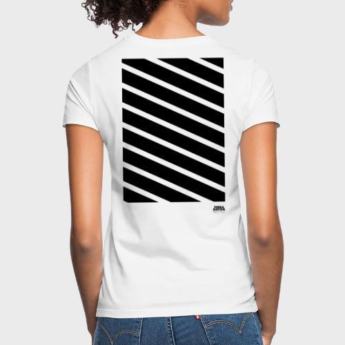 Zebra Nation (Black Stripes) 2019 Collection - Women's T-Shirt
