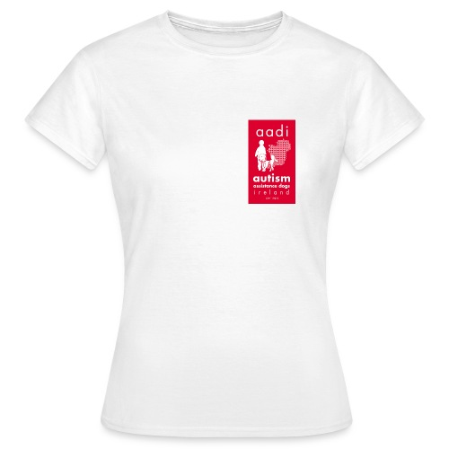 AADI Rev 1 jpg - Women's T-Shirt