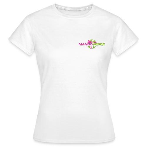 Mango Verde logo - Frauen T-Shirt