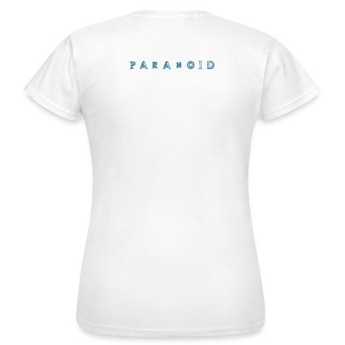 paranoia spring collection - T-shirt dam