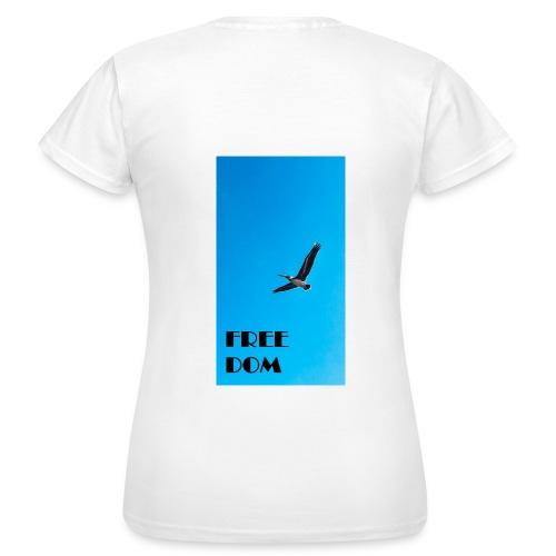 freedom - el pelicano - Frauen T-Shirt