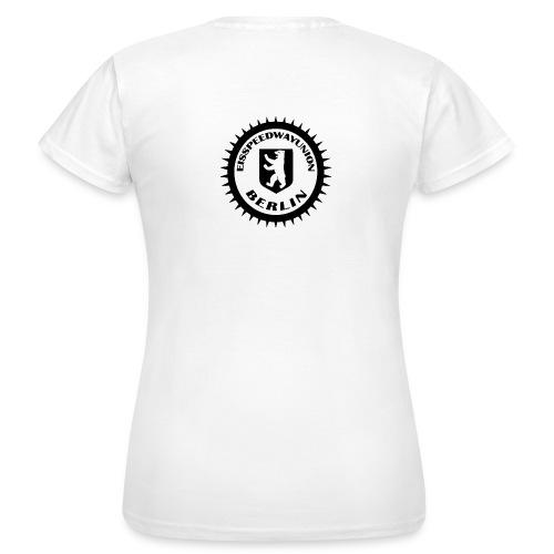 ESU Logo schwarz - Frauen T-Shirt