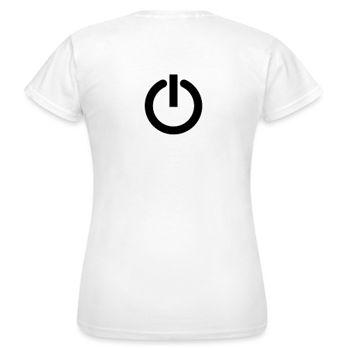 Camiseta GEEK mujer - Arreglo todo reiniciando - Camiseta mujer