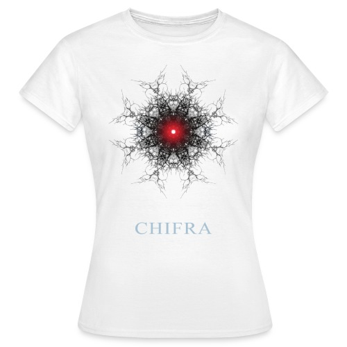 Chifra - T-shirt dam