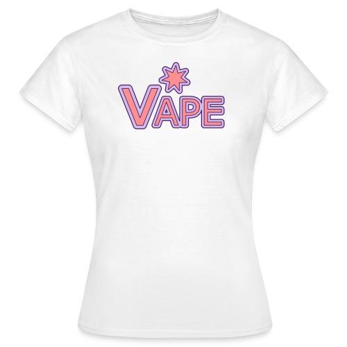 tshirt vape 4 exp - T-shirt Femme