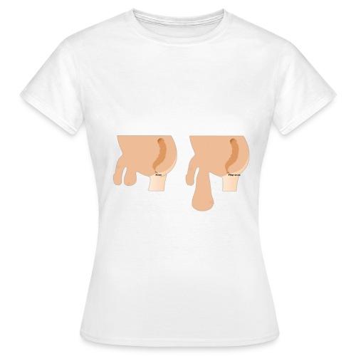 PLÄP png - T-shirt dam