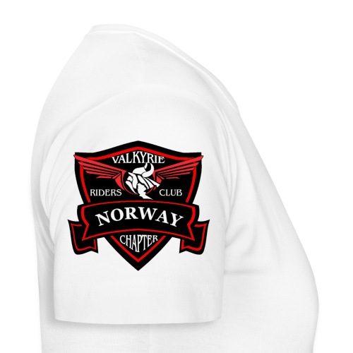 NorwayShieldLogotranspng png - T-skjorte for kvinner