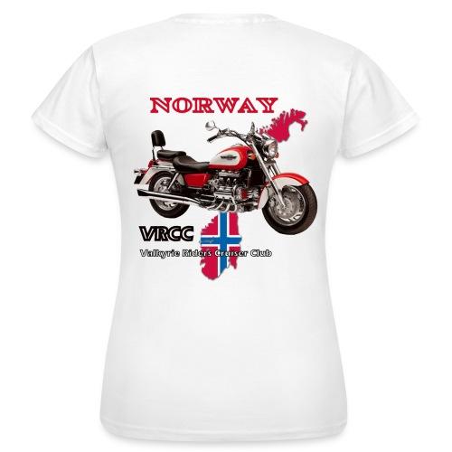 vrccnorwaytransppng png - T-skjorte for kvinner