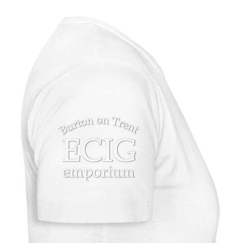 logo tans website - Women's T-Shirt
