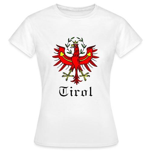 Tirol Schriftzug - Frauen T-Shirt