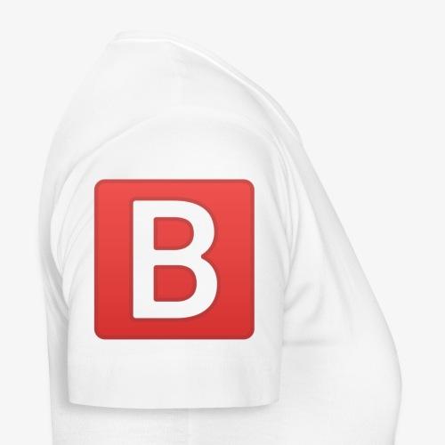 b emoji meme - T-shirt Femme