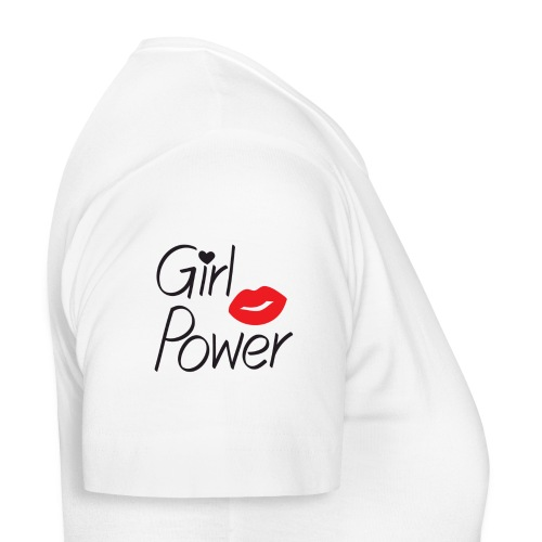 girl power - T-shirt Femme