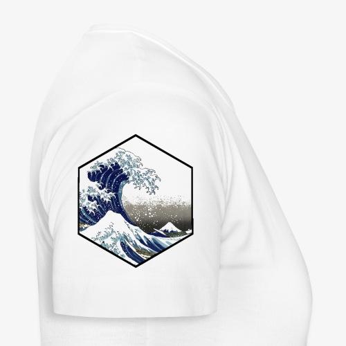 Waves - T-shirt dam