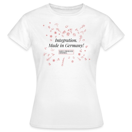 KBH T SHIRT 119 png - Frauen T-Shirt