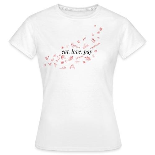 KBH T SHIRT 012 png - Frauen T-Shirt