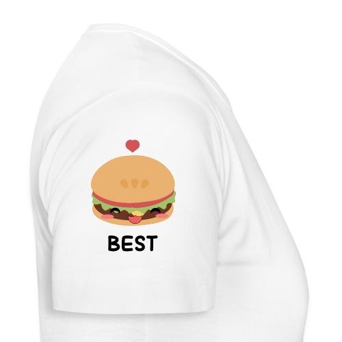 hamburger - Maglietta da donna