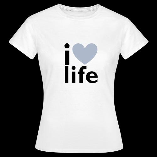iLOVE clothing range - Women's T-Shirt