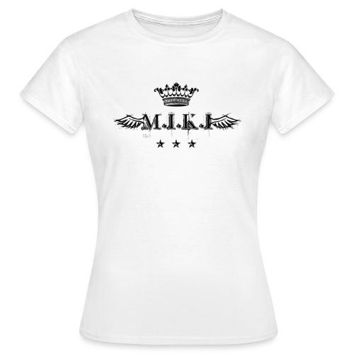 tshirtdunkel - Frauen T-Shirt