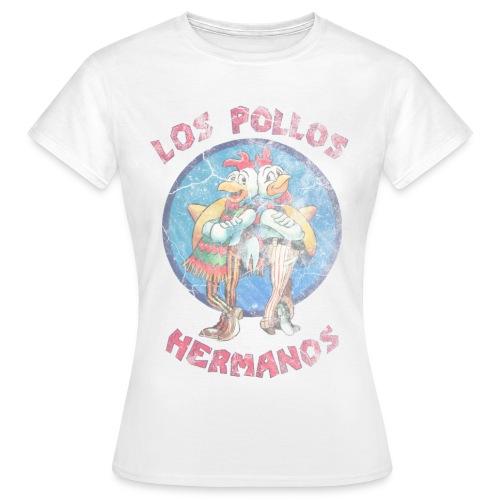Los Pollos Hermanos Distressed - Women's T-Shirt
