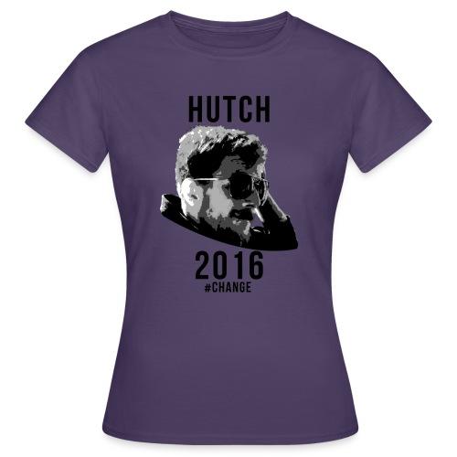 hutchwhite - Women's T-Shirt
