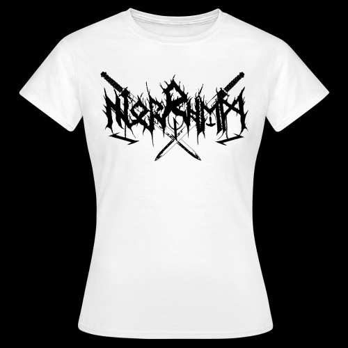 Norrhem logo - Naisten t-paita