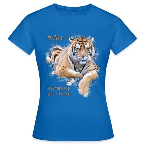 Rani portrait - T-shirt Femme
