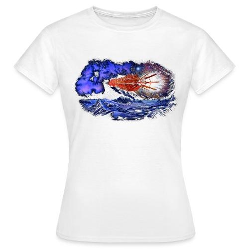space1 - Women's T-Shirt
