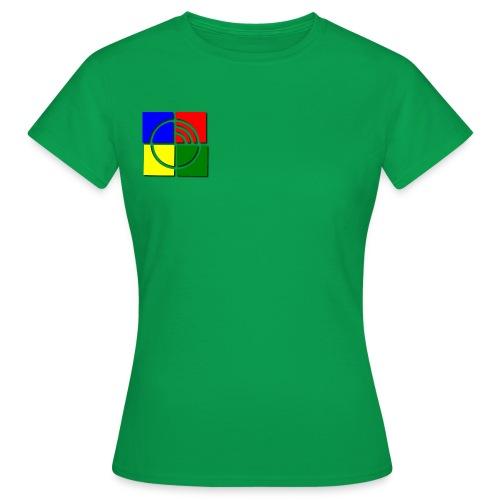 jungschar logo schatten - Frauen T-Shirt