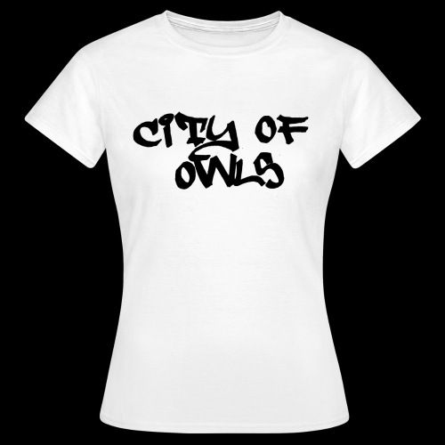 City of owls - Frauen T-Shirt
