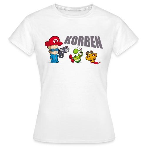 korben 2 dd orig2 - T-shirt Femme
