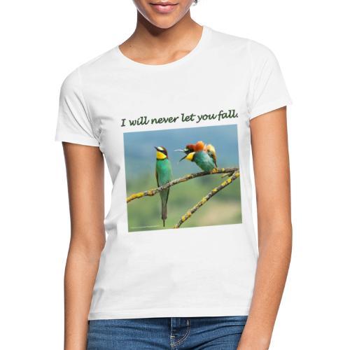 Amigos por siempre. - Camiseta mujer