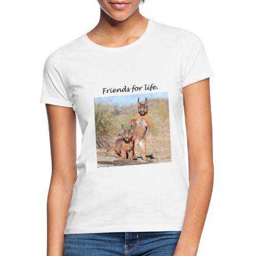 Amigos para la vida - Camiseta mujer