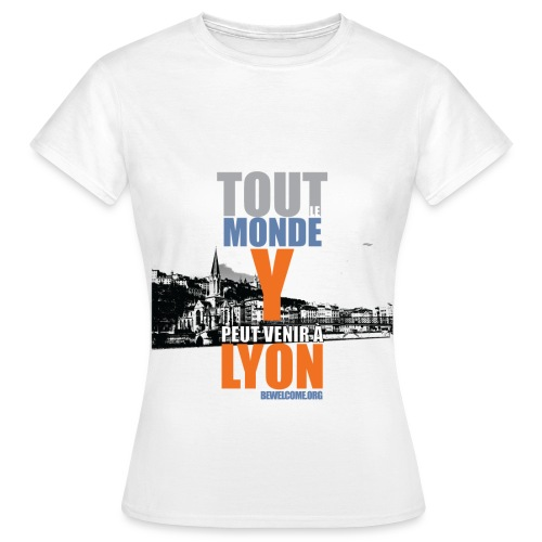hr_lyon HIGH RES - Women's T-Shirt
