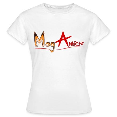 Mog Anarchy Full Large - Women's T-Shirt