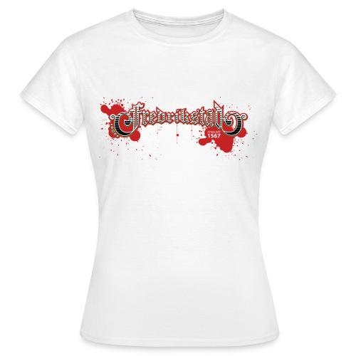 fredrikstad1567 - T-skjorte for kvinner